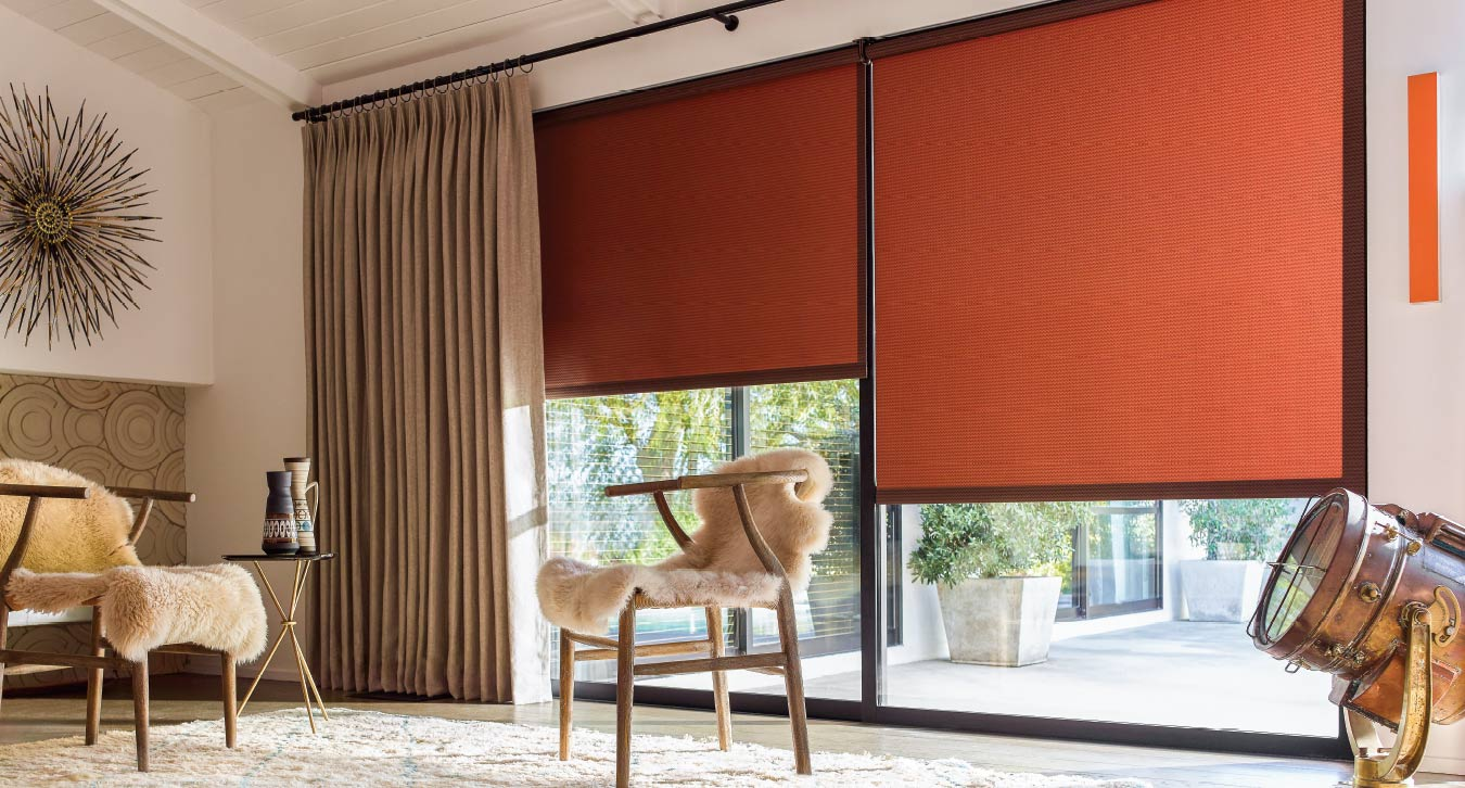 the finest custom window treatments